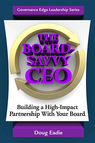 Board Savvy CEO